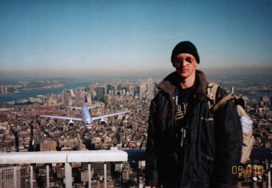 The Tourist Guy