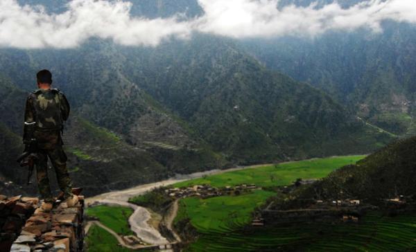 Kunar Province, Afghanistan.